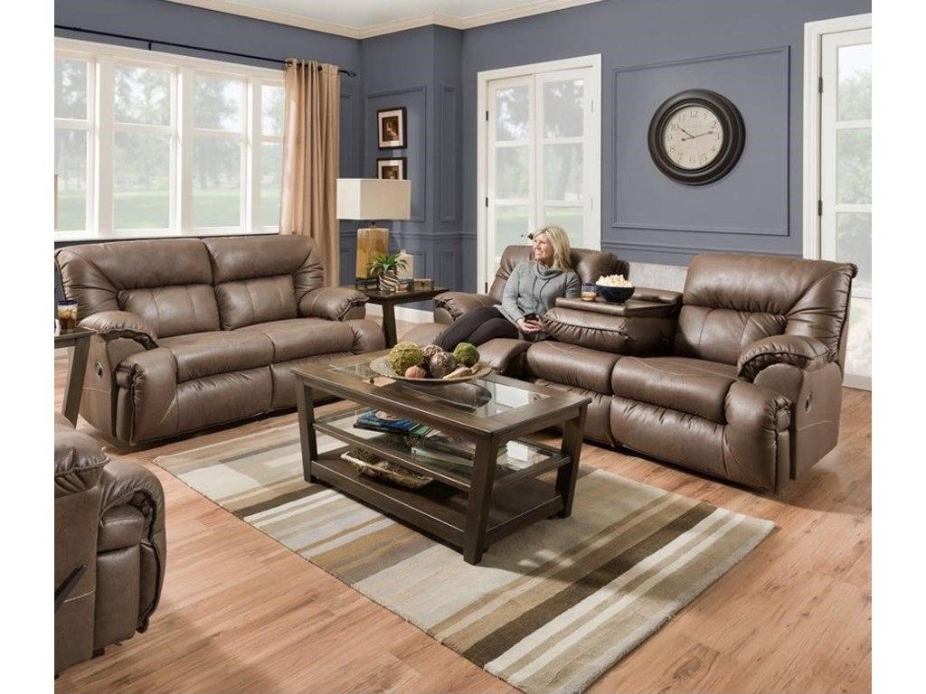 Franklin HensonReclining Living Room Group