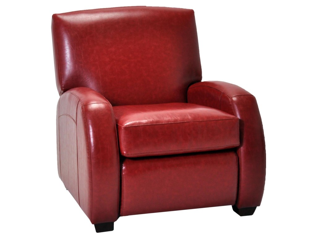 Franklin High and Low Leg ReclinersCruz Recliner with Modern Style