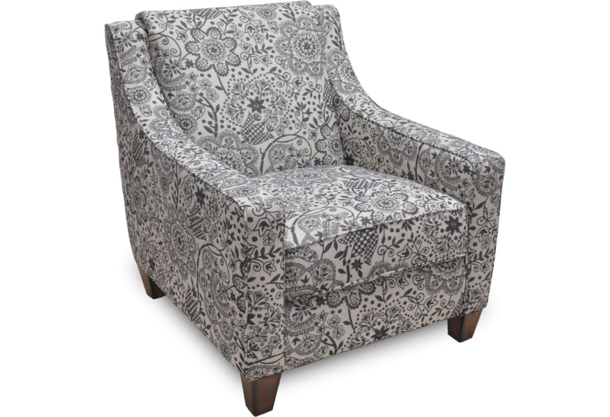 At Home Accent Chairs.Franklin Julienne Accent Chair Moore S Home Furnishings