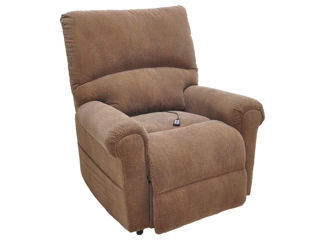 Franklin Lift And Recliners Independence Camel Chair With Dual Motors Great American Home Recliner
