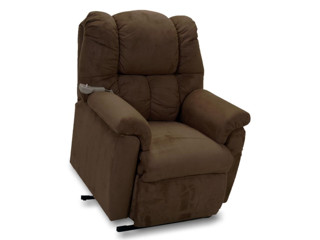 Franklin Lift and Power Recliners3 Way Chaise - Lift & Recline