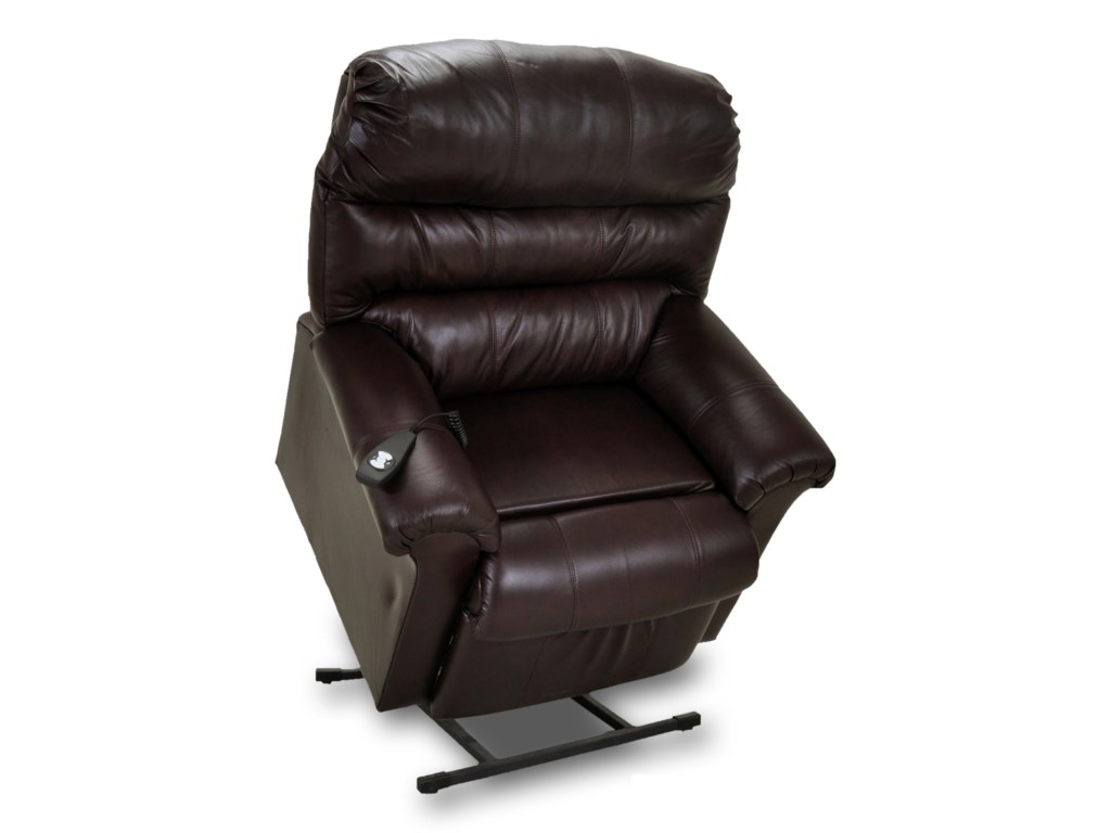 Franklin Lift and Power ReclinersLeather Lift and Power Recliner