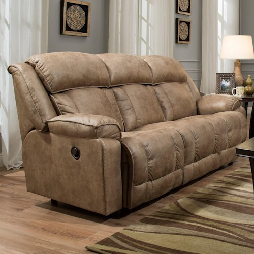 Franklin Marshall Reclining Sofa