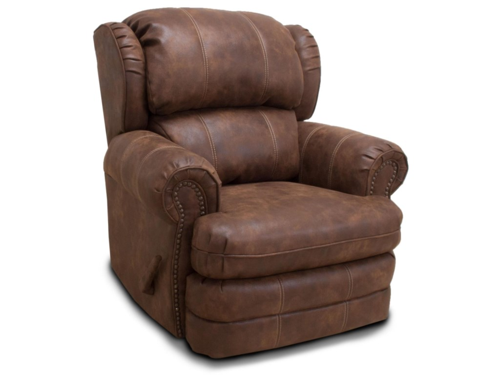 Franklin Franklin ReclinersBradford Recliner with Traditional Style