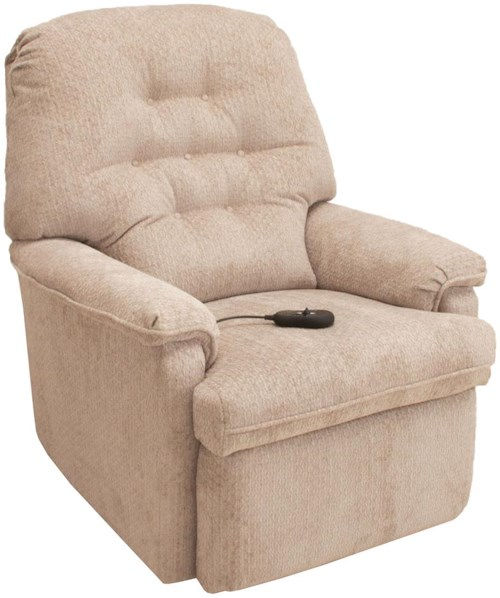 Franklin Franklin Recliners Mayfair Power Wall Proximity, Lay-Flat, Lift Recliner