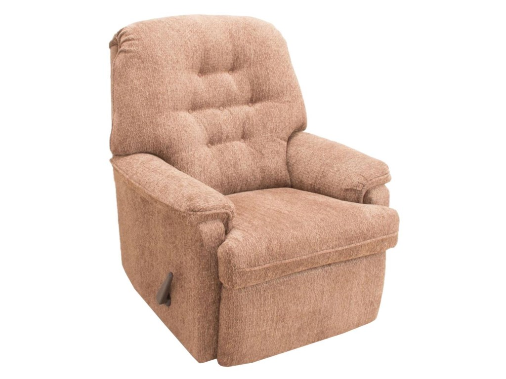 Franklin Franklin ReclinersMayfair Wall Proximity, Lay-Flat Recliner
