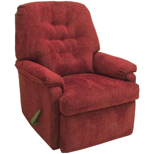 Franklin Franklin Recliners Mayfair Wall Proximity, Lay-Flat Recliner