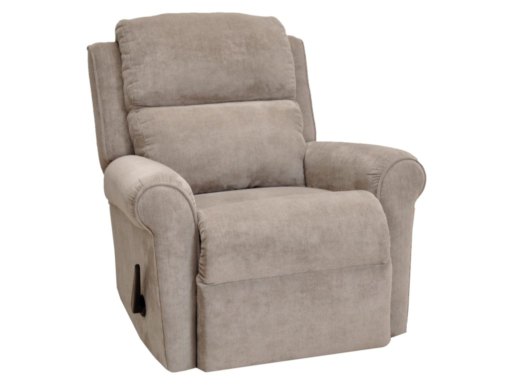 Franklin Franklin ReclinersSerenity Wall Recliner with Casual Style