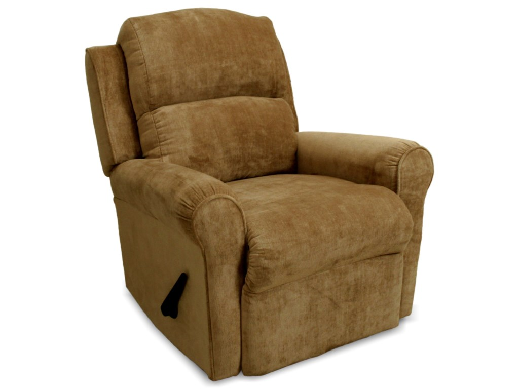 Franklin Franklin ReclinersSerenity Rocker Recliner with Casual Style