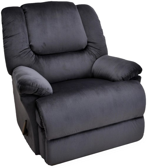 Franklin Franklin Recliners Kinzie Rocker Recliner with Casual Style