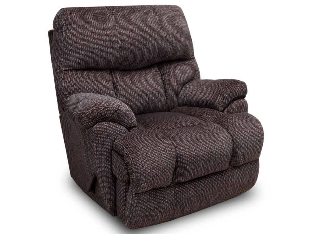 Franklin Franklin ReclinersConqueror Pwr Wall Lay Flat Recliner w/ US
