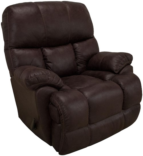 Franklin Franklin Recliners Conqueror Power Wall Lay Flat Recliner with USB