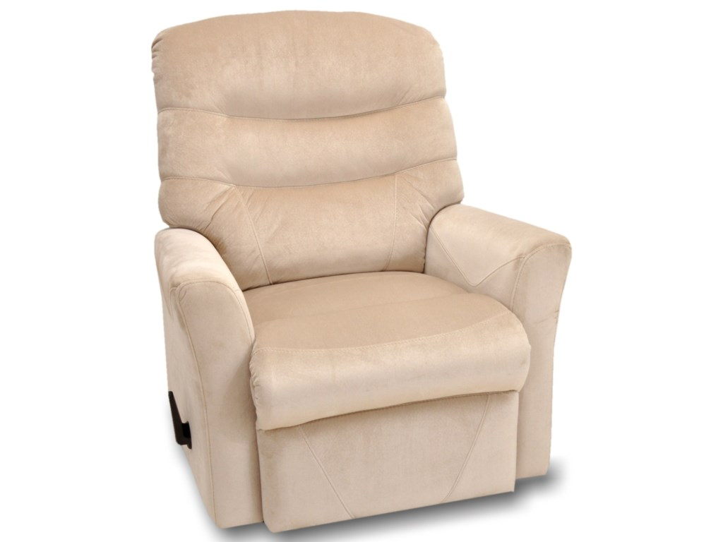 Franklin Franklin ReclinersPatriot Swivel Rocker Recliner