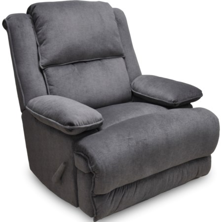 Kingston Rocker Recliner w/ Massage & USB