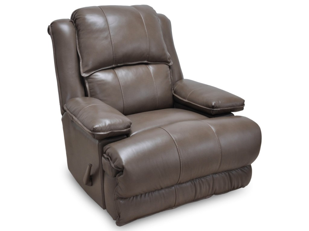 Franklin Franklin ReclinersKingston Swivel Rocker Recliner