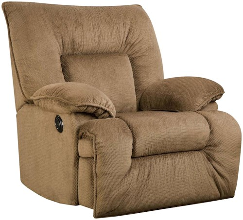 Franklin Franklin Recliners Hamilton Wall Recliner with Casual Style