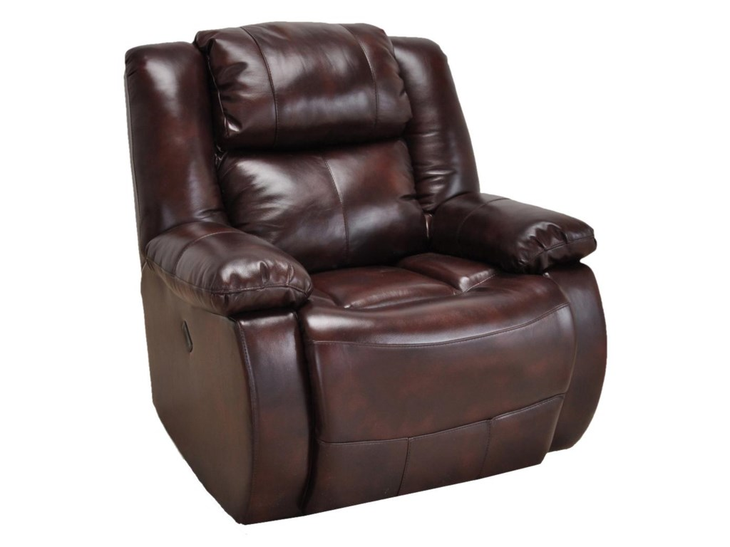 Franklin Franklin ReclinersGoliath POWER Manhandler Recliner