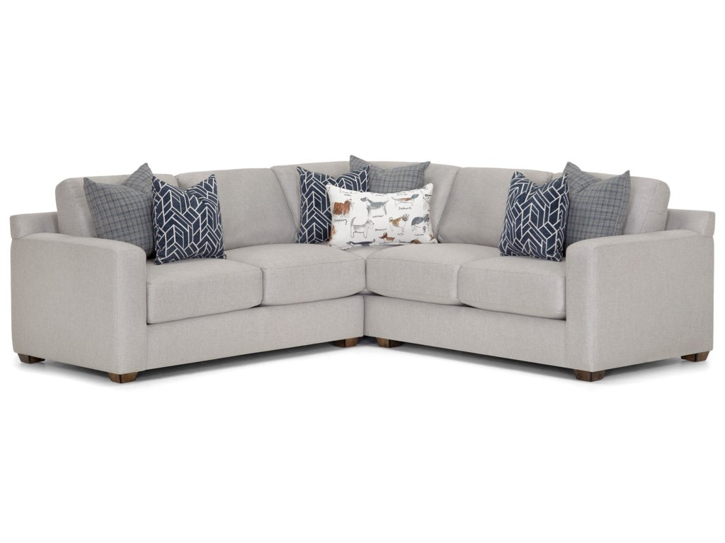 Franklin OscarL-Shaped Sectional