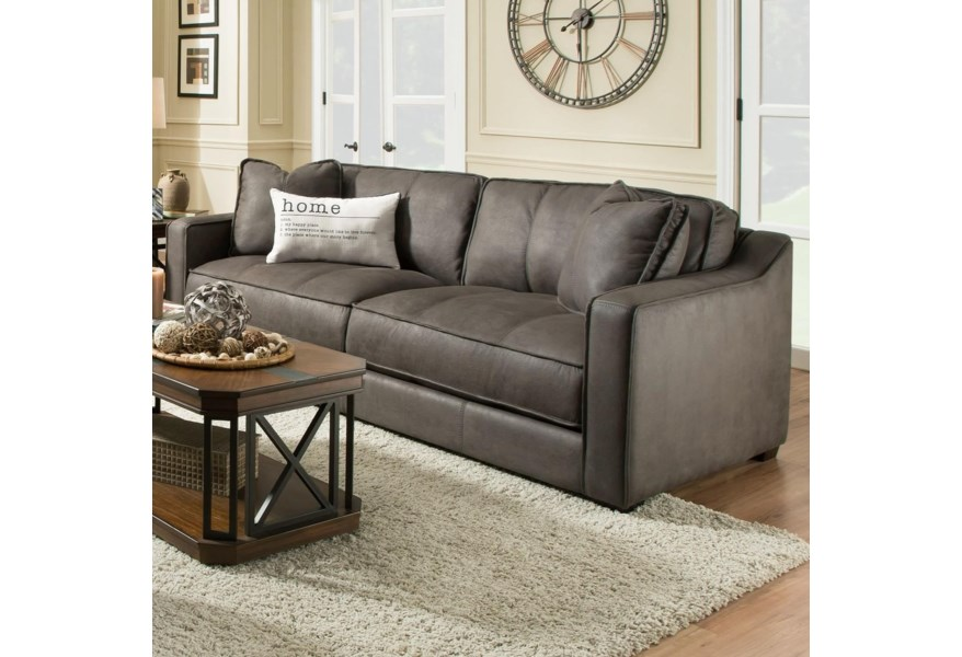 Franklin Pax 88840-PA-8622-03 Contemporary Sofa | Furniture ...