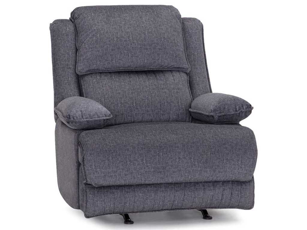 Franklin PruittDual Power Rocker Recliner
