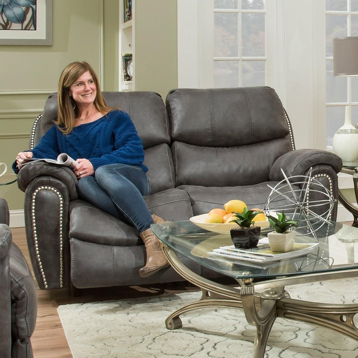 Franklin Richmond Power Reclining Loveseat with USB Charging - Great American Home Store - Reclining Love Seats  sc 1 st  Great American Home Store : reclining love seats - islam-shia.org