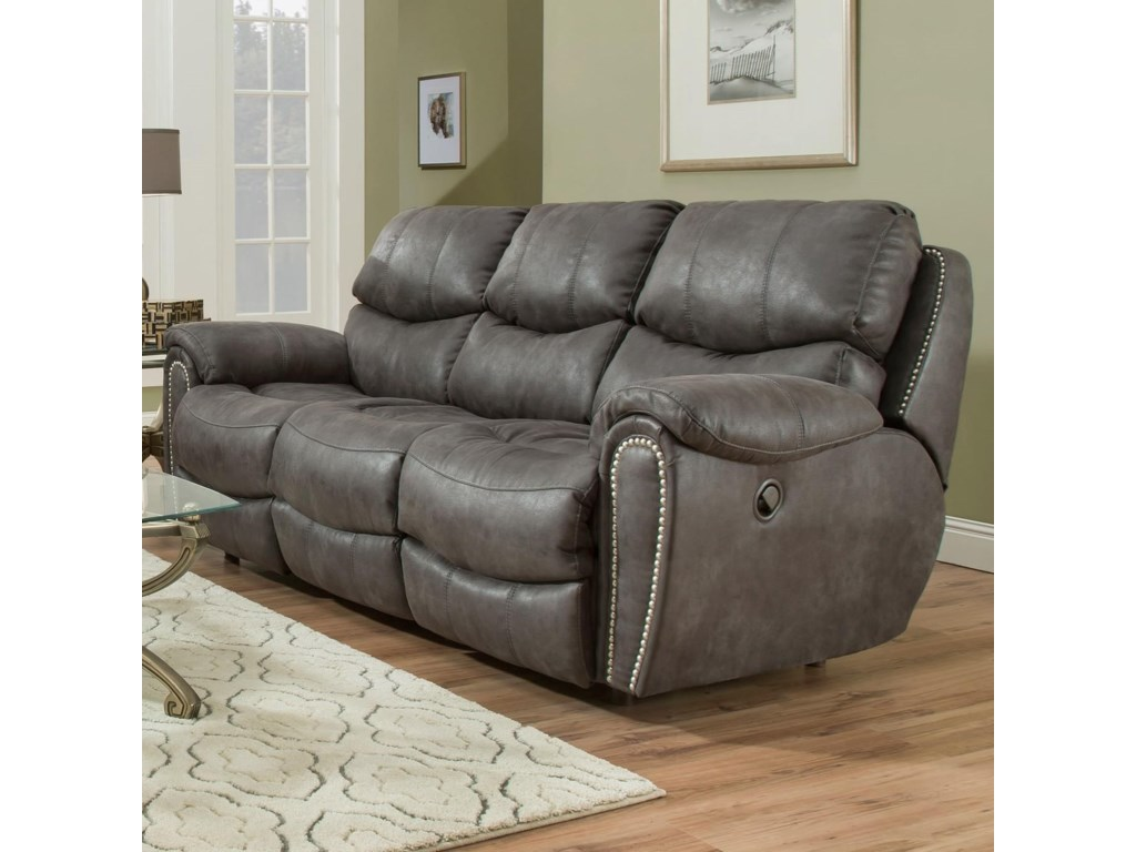 Franklin Richmond Reclining Sofa With Usb Charging Port
