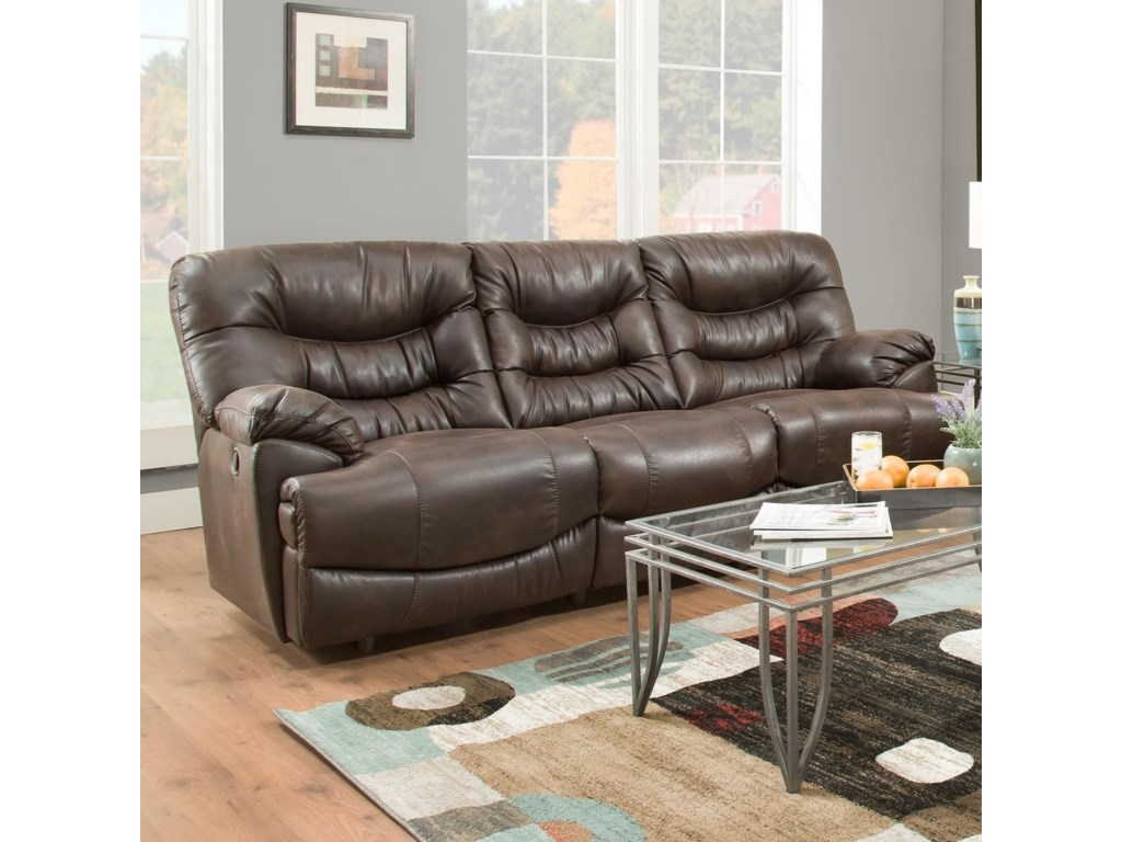 Franklin TouchdownReclining Sofa
