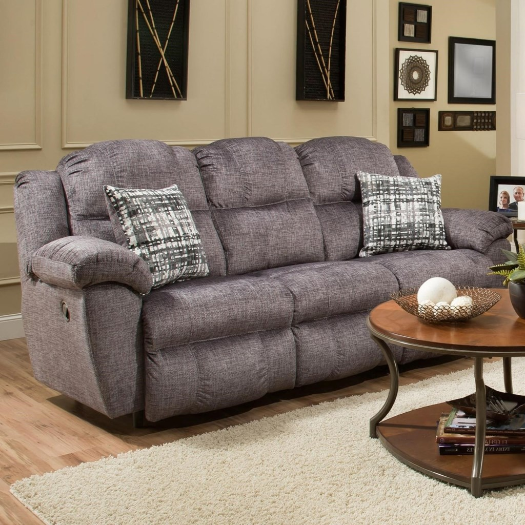 Franklin Victory 79342 83 Power Reclining Sofa With Usb Charging