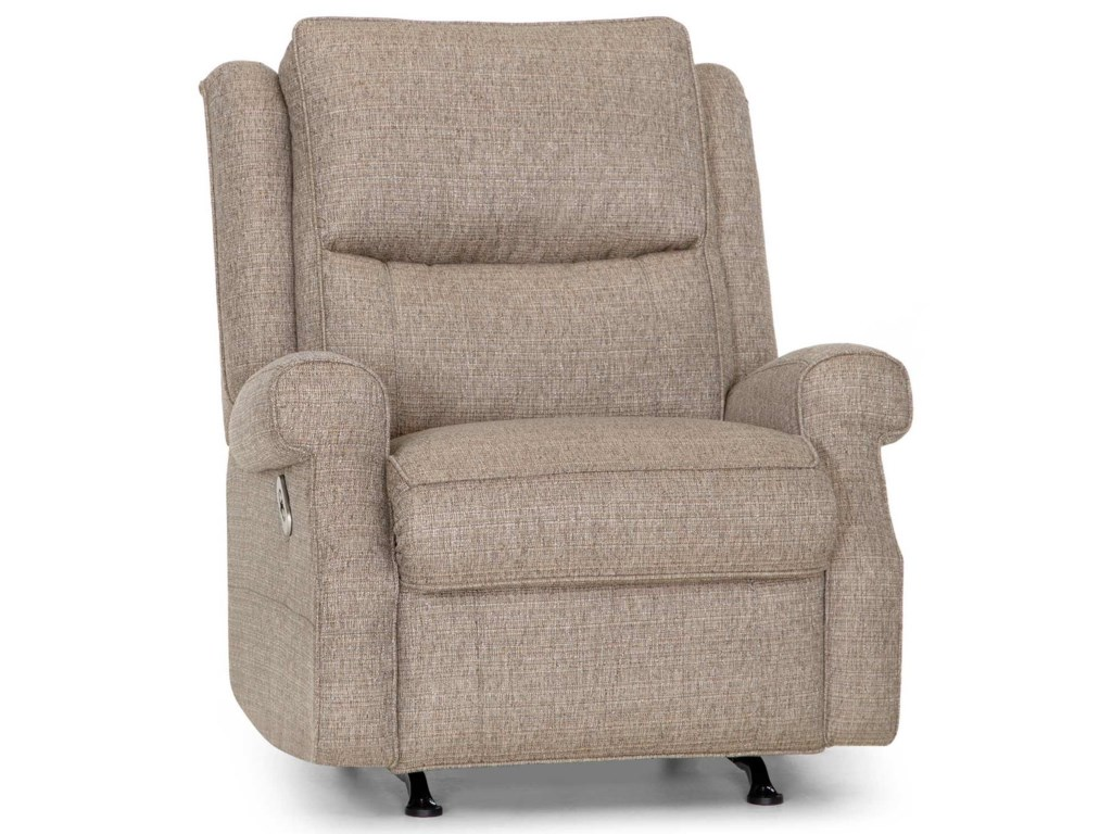 Franklin WindhamDual Power Rocker Recliner with USB Port