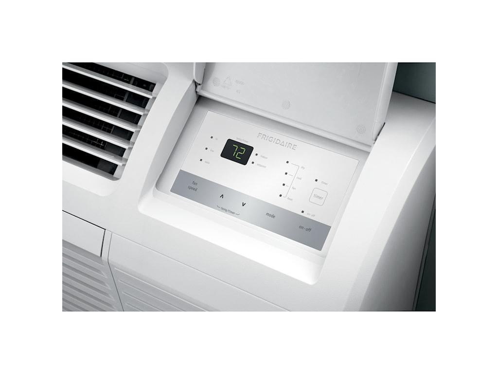 Frigidaire Air ConditionersPTAC unit with Electric Heat 12,000 BTU