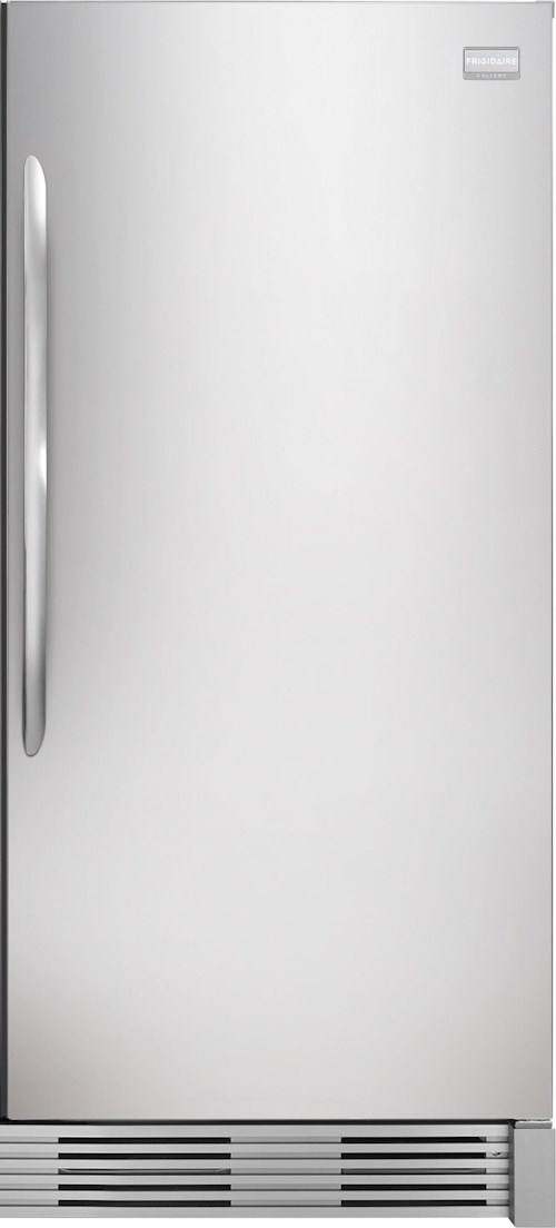 Frigidaire Frigidaire Gallery Refrigerators 19 Cu. Ft. All Refrigerator with Smudge-Proof Stainless Steel Exterior