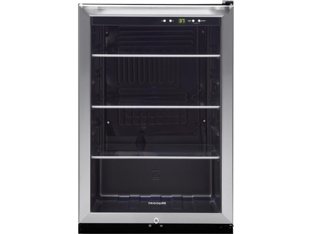 Frigidaire Beverage Cooler4.6 Cu. Ft. 3-Shelf Beverage Center