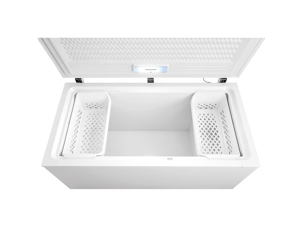 Frigidaire Chest Freezers14.8 Cu. Ft. Chest Freezer