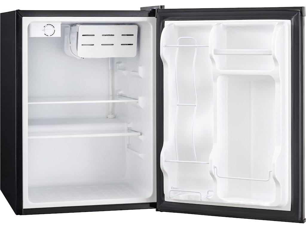 Frigidaire Compact Refrigerator2.5 Cu. Ft. Compact Refrigerator
