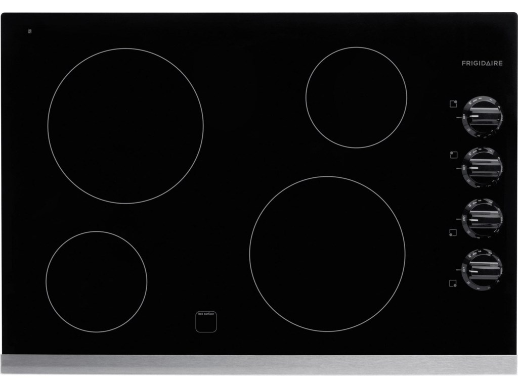 Frigidaire Electric Cooktops30