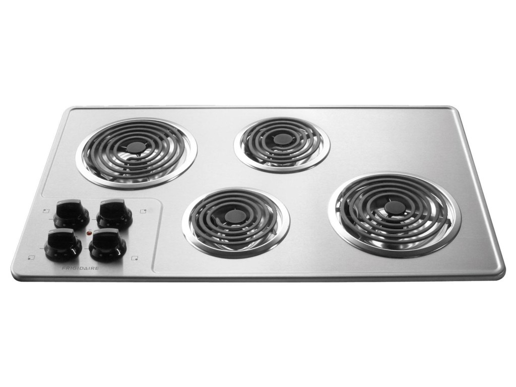 Frigidaire Electric Cooktops32