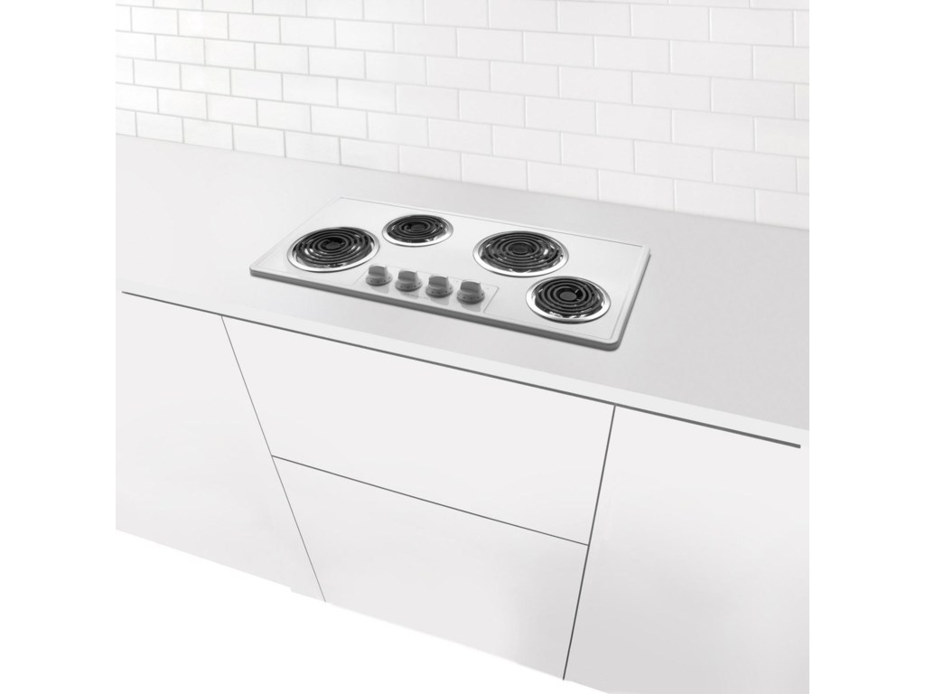 Shown Embedded in Kitchen Countertop Setting