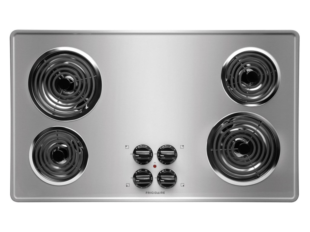 Frigidaire Electric Cooktops36