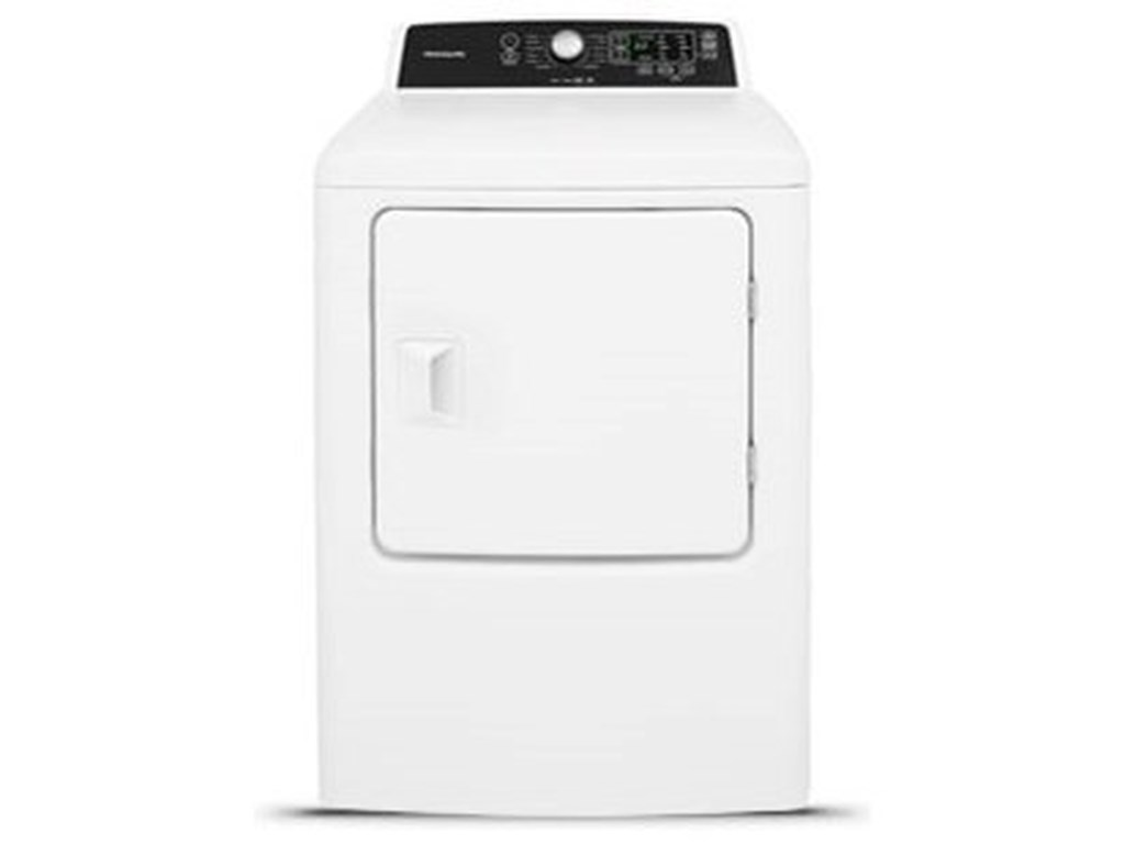 Frigidaire Electric Dryers6.7 Cu. Ft. Free Standing Electric Dryer