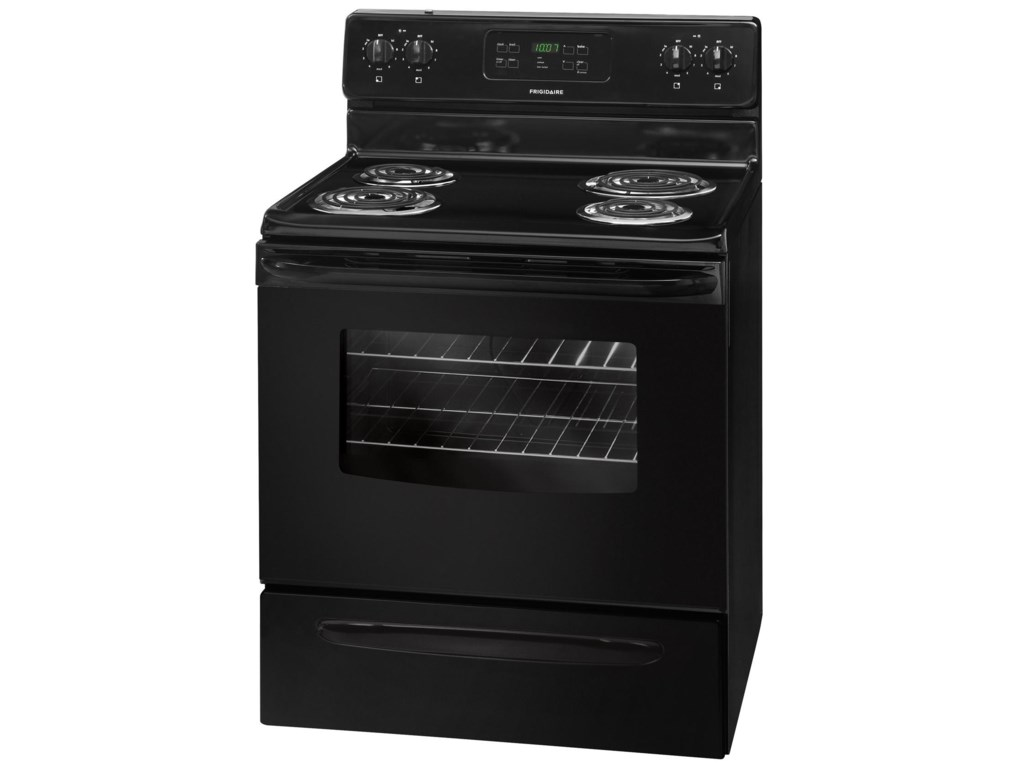 Large Capacity Electric Range