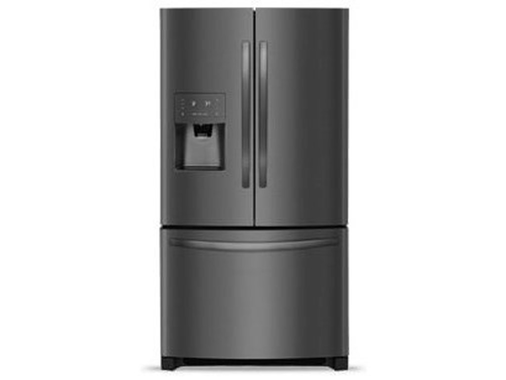 Frigidaire 219 Cu Ft French Door Counter Depth Refrigerator