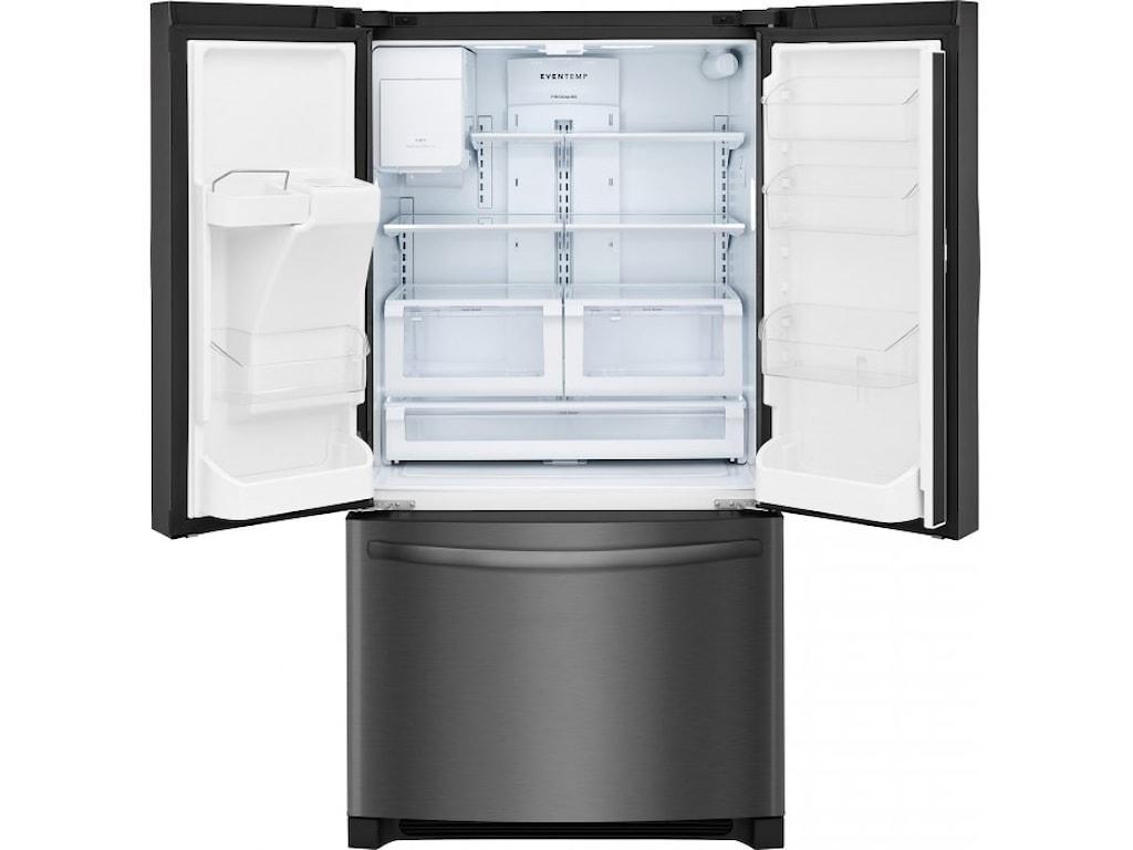 ... Frigidaire French Door Refrigerators21.9 Cu.Ft. French Door Counter-Depth  Fridge ... ed9ab00d1047
