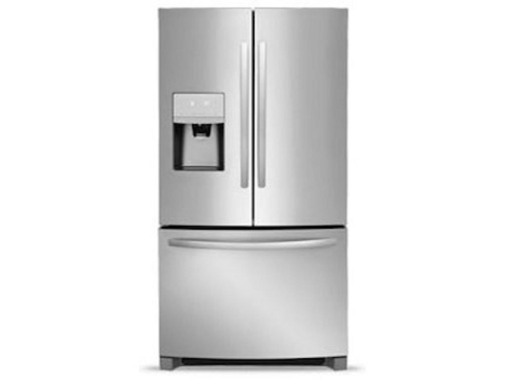 Frigidaire French Door Refrigerators21.9 Cu.Ft. French Door Counter-Depth Fridge