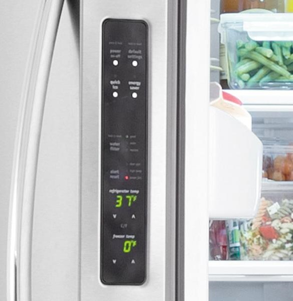 Easy-to-Use Electronic Express-Select® Controls