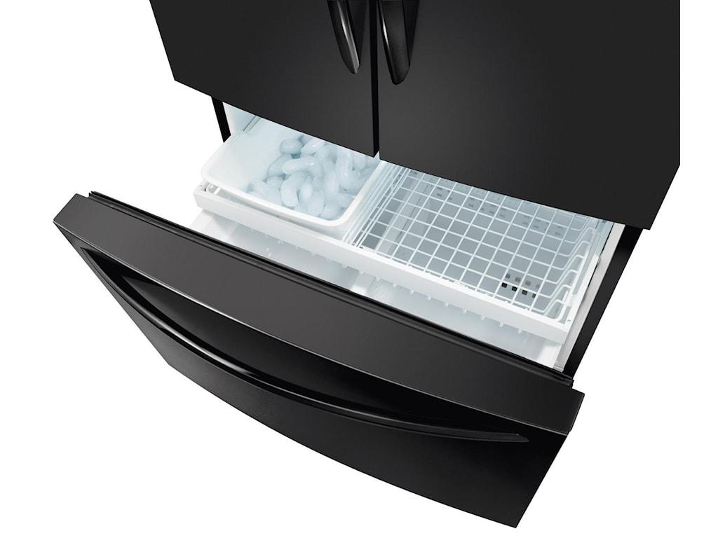 Freezer Basket with Divider