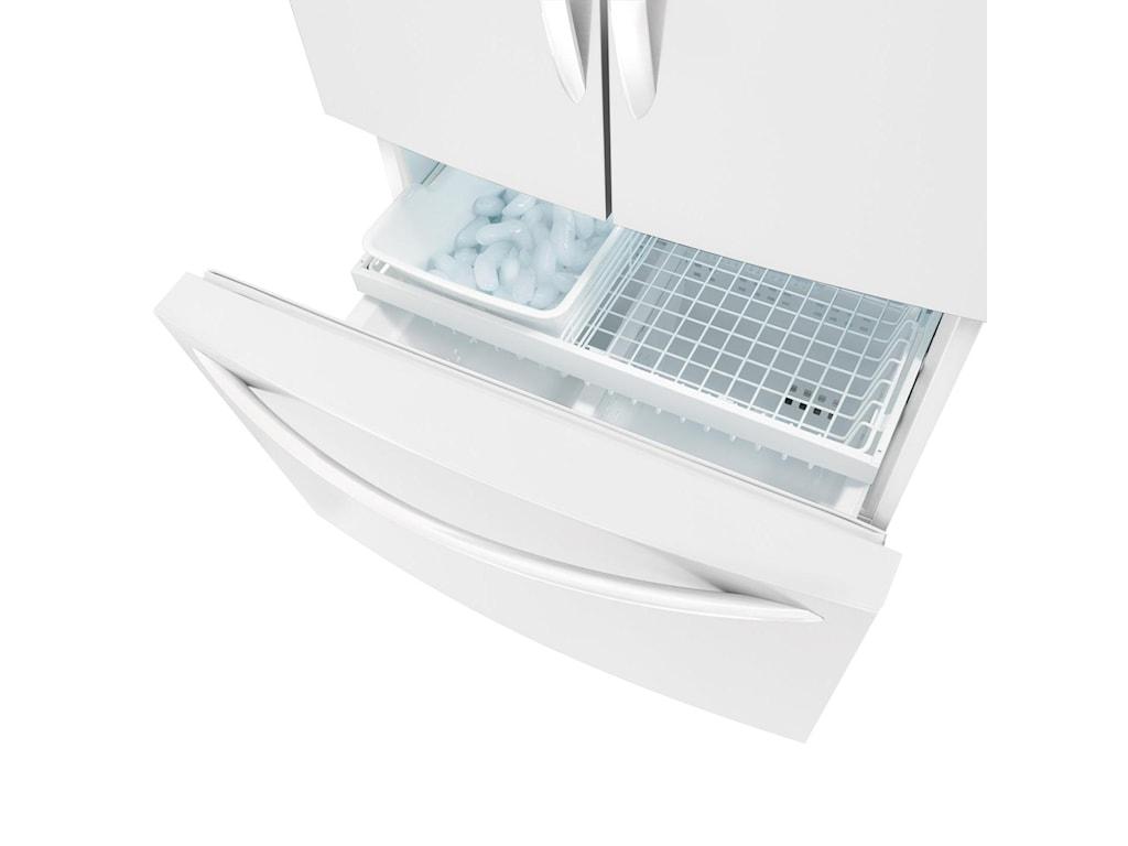 Effortless™ Glide Freezer Drawers