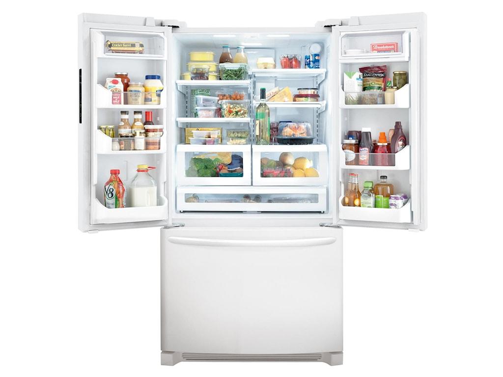 Adjustable Interior Storage