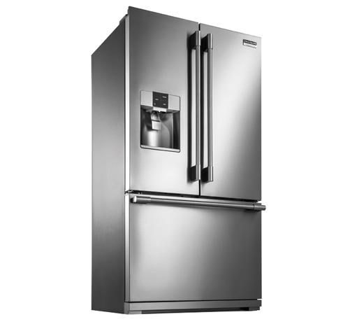 ... Frigidaire Professional   French Door Refrigerators22.6 Cu. Ft. French  Door Refrigerator ...