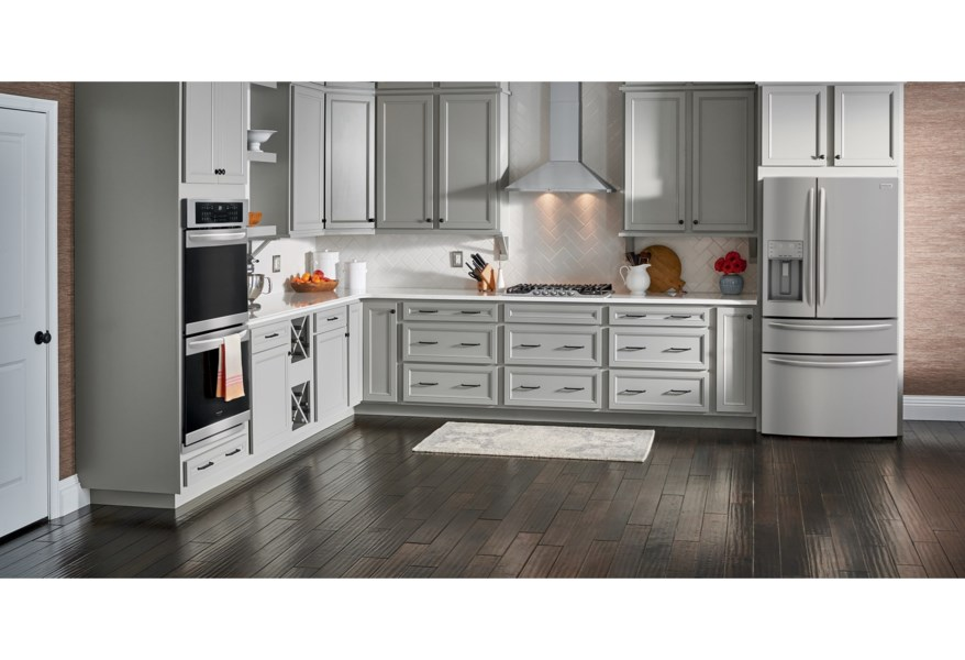 Frigidaire 27 Double Electric Wall Oven With Quick Preheat Westrich Furniture Appliances Ovens Electric Double