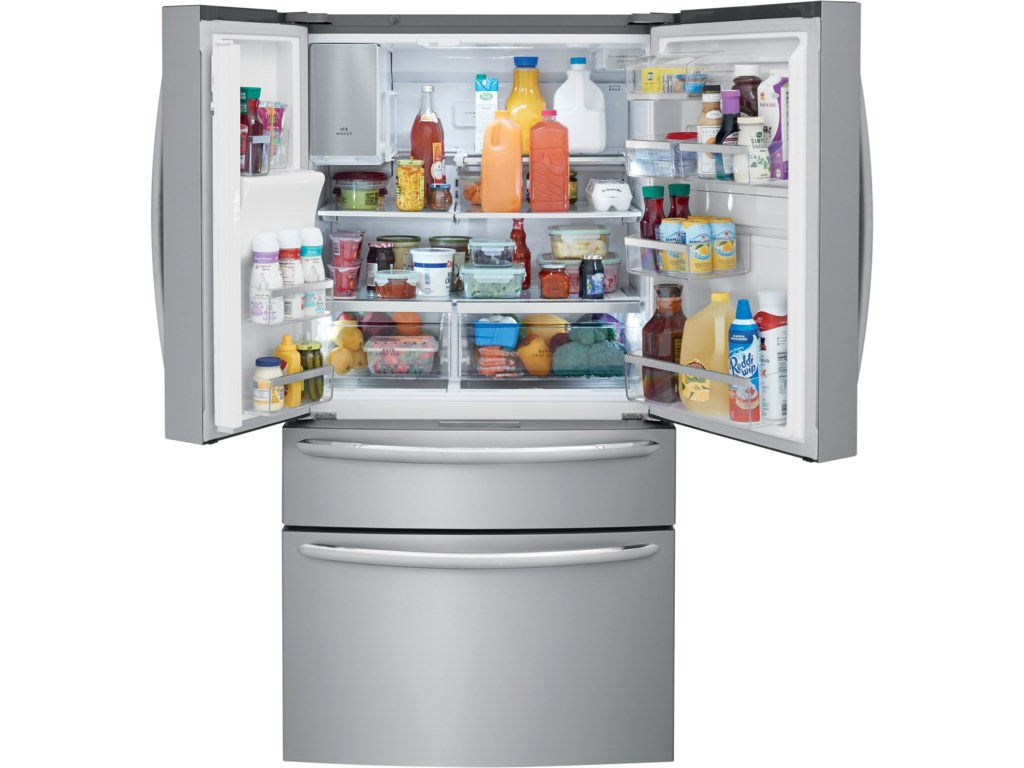 Frigidaire Frigidaire Gallery Refrigerators21.8 Cu. Ft. 4-Door French Door Refrigerator